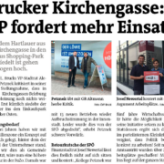 Die VP fordert mehr Einsatz von der SPÖ.